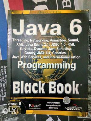 Java 6 Programming Black Book(price negotiable)