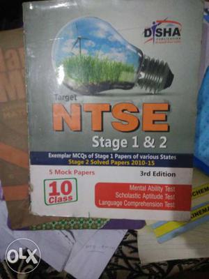 Target NTSE 3rd Edition Box