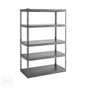 Used iron shelfs for urgent sale at himayathnagar