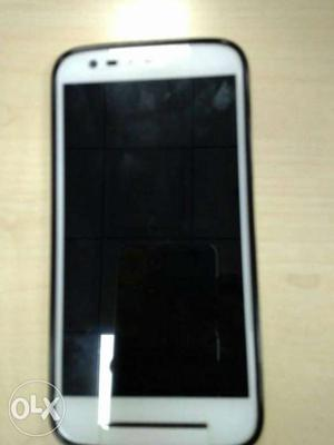 Moto e3 power excellent condition 3 months old