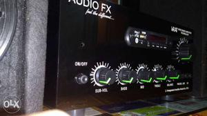 2.1ch amplifier with usb+ blue tooth+fm 2 way box -2