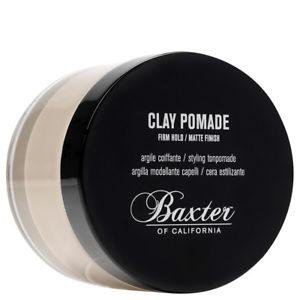 Baxter of California Clay Pomade 2 oz / 60 ml. Brand New!