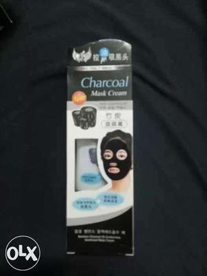 Charcoal Mask Cream Box