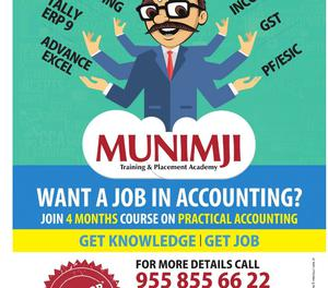 Get 100 Job Guarantee with Business Ready Accounting Course