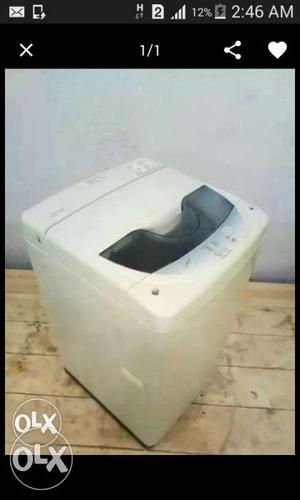 Lg top load Washing machine fully automatic .5