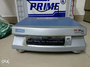 Luminous Inverter + Tubalar Battery for sale!