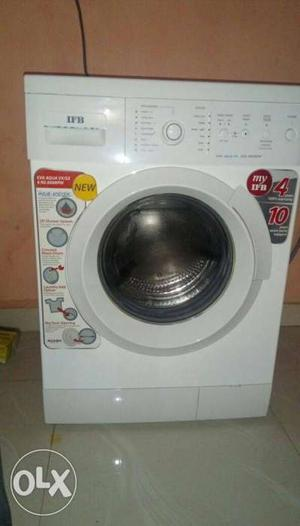 New IFB front load washing machine 6 Ltr. New one. At