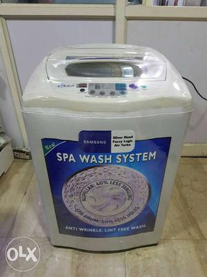 Samsung I control top-load washing machine with free