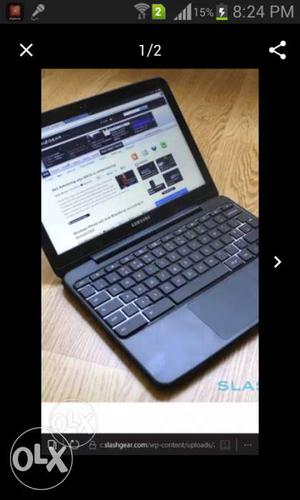 Samsung chromebook 5 just 1.5yrs old at a throw