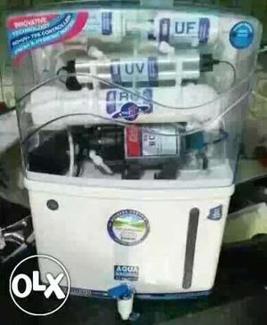 Sealed pack aquafresh ro water purifiers with UV