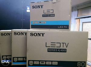Sony BRAVIA LED TV full hd 4k HDMI port all size avaible