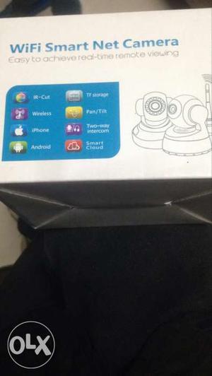 Wi fi wireless cc tv cam