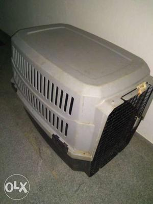 Hi, pet cage is for sale immediately, this can be