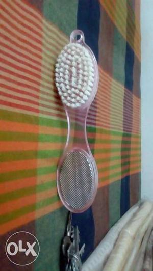 4 in 1 Foot Care Foot Scraper-2 types Foot Brush