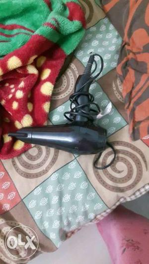 Branded hair dryer bought from dubai..the real