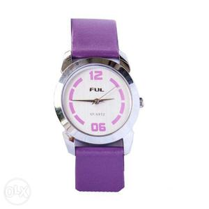 Forurluv Watch Trendy Collection for women