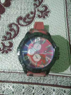It Is New Watch Only 3 Days Old Watch And It Is