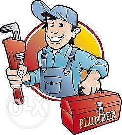 Plumber available all types of plumbing work will done