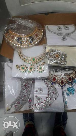 Urgently sale Cosmetics, Jewellery, Bengals, kangan, wooden
