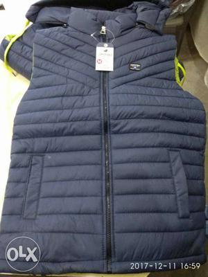 Full jackets, reversible Jackets, half jackets