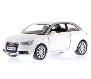 Kinsmart 1:32 Scale  Audi A1 Die-Cast Car With Openable