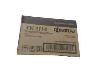 Kyocera TK- Black Toner Cartridge - Kyocera Premium