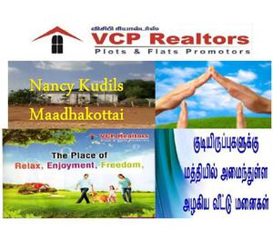 Residential plots for sale in Thanjavur