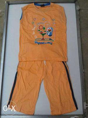 Boys cotton t shirt and Trouser wholesale Rs -