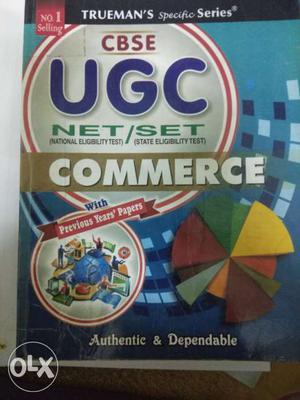 CBSE UGC NET/SET Commerce Book