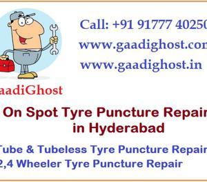Car Tyre Puncture Repair Near Me