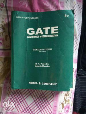 Gate Electronics And Communication-nodia And