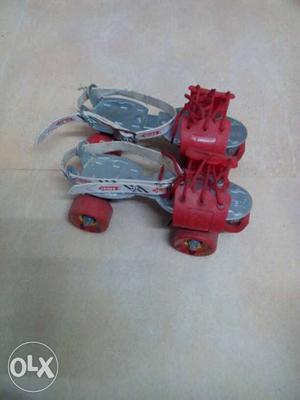 Not at all used Jonex Roller Skates(Kids 8-12 years) for