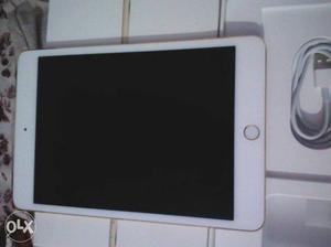 Brand new iPad mini, I bought it for my job in