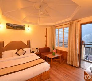 Get Hotel Happy Home - The Lake Paradise,Nainital Delhi