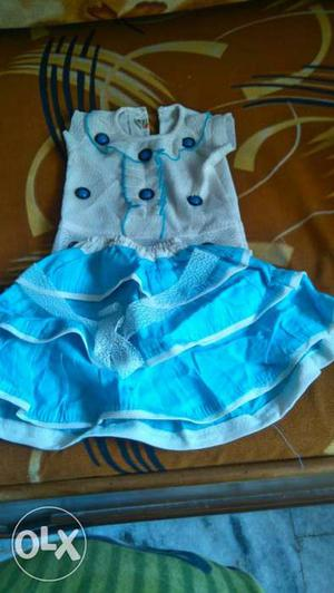 Baby clothes(2 dresses)