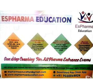 Best drug inspector coaching center Hyderabad