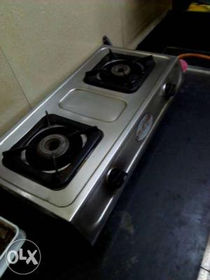 Good Working, Stainless Steel Gas Stove...just