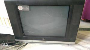 LG TV 21inch. Good condition, new look.