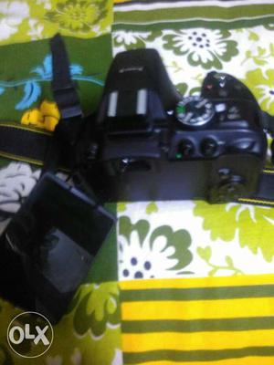 Sell my Nikon D  Dslr 3 month old... only