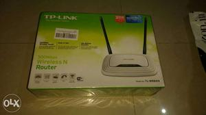 TP-link Wireless N Router Box