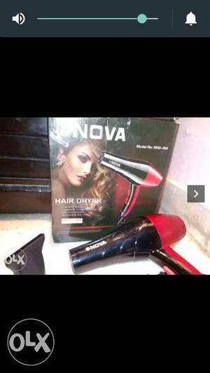 watt nova hair dryer new piece onln price
