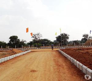 1178 sq.yds HMDA approved plots for sale in Shadnagar