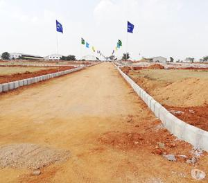 1180 sq.yds HMDA approved plots for sale in Shadnagar