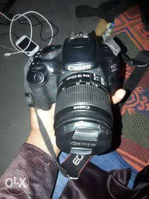 Canon EOS 120D DSLR Camera