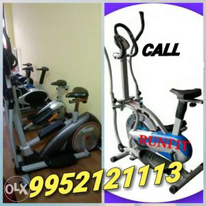 Exercise Fitness Equipment Orbitrek Elite Contact: