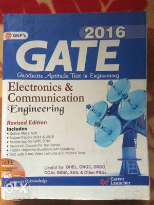 GATE  Electronics and communication