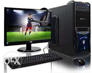 Low Cost system core2duo with 19 inch