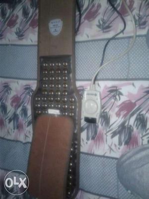 Nuga best medical treatment electronic belt for