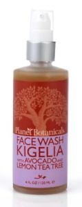 Planet Botanicals Face Cleanser Kigelia with Avocado and