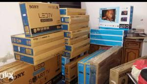 Stock Of Sony LED TV full hd from 24 inches till 55 inches